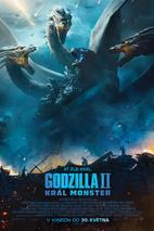 Plakát k filmu: Godzilla II Král monster