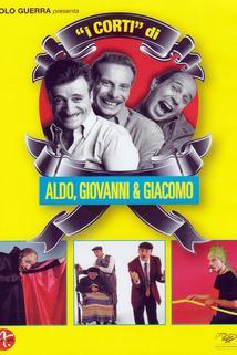 I corti di Aldo, Giovanni & Giacomo