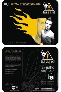 Hazard Project
