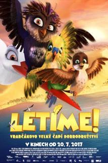 Letíme  - Richard the Stork