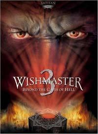 Pán kouzel - Ďáblův kámen  - Wishmaster 3: Beyond the Gates of Hell