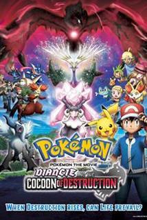Pokémon the Movie: Diancie and the Cocoon of Destruction  - Pokemon Za Mûbî XY: Hakai no Mayu to Dianshî