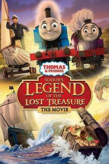 Tomáš a jeho přátelé - Sodorská legenda o ztraceném pokladu