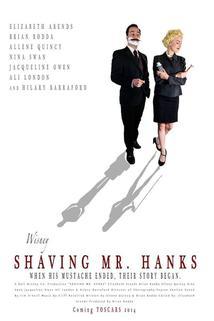 Shaving Mr Hanks