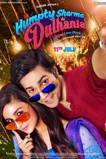 Plakát k filmu: Humpty Sharma Ki Dulhania