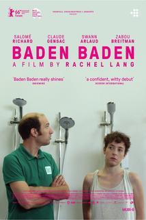 Baden-Baden: Seule comme une baignoire