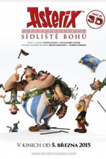 Plakát k filmu: Asterix: Sídliště bohů 3D