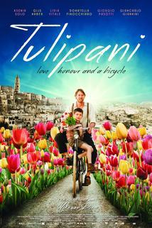 Tulips, Honour, Love and a Bike