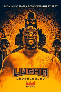 Lucha Underground - Bird of War  - Bird of War