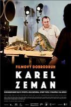 Plakát k filmu: Filmový dobrodruh Karel Zeman