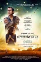 Plakát k filmu: Same Kind of Different as Me Trailer: Trailer