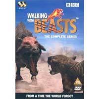 Putování s pravěkými zvířaty