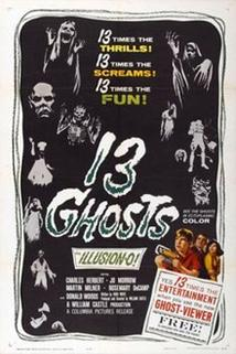 13 duchů  - 13 Ghosts: The Magic of Illusion-O