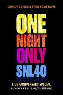 Saturday Night Live 40th Anniversary Special  - Saturday Night Live: 40th Anniversary Special