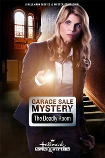 Garage Sale Mystery: The Deadly Room  - Garage Sale Mystery: The Deadly Room
