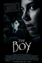 Plakát k filmu: The Boy