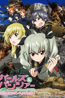 Girls und Panzer: Kore ga Hontô no Antsio-sen desu!
