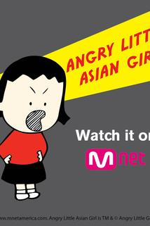 Angry Little Asian Girl