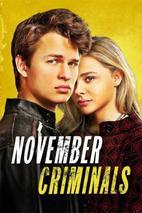 Plakát k filmu: November Criminals: Trailer