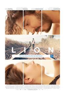 Plakát k filmu: Lion