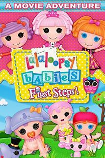 Lalaoopsy Babies: First Steps