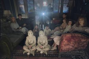 Sirotčinec slečny Peregrinové pro podivné děti 3D