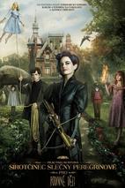 Plakát k filmu: Sirotčinec slečny Peregrinové pro podivné děti