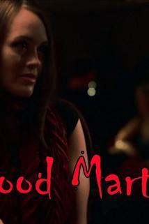 Blood Martini