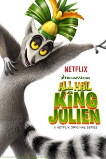 All Hail King Julien - The Butterfly War  - The Butterfly War