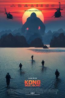 Plakát k filmu: Kong: Ostrov lebek