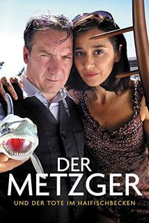 Der Metzger und der Tote im Haifischbecken