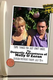 The Domestic Adventures of Molly & Zoran