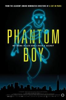 Plakát k filmu: Phantom Boy