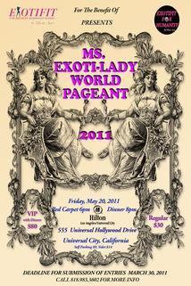 Ms. Exoti-Lady World Pageant 2011