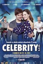 Plakát k filmu: Celebrity s.r.o.