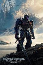 Plakát k filmu: Transformers: Poslední rytíř