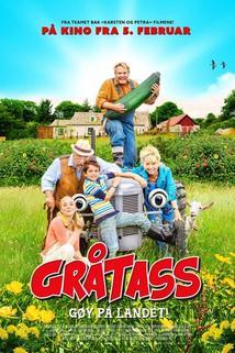 The Little Grey Fergie 1  - Gråtass - Gøy på landet