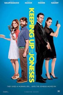 Plakát k filmu: Špióni odvedle