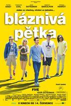 Plakát k filmu: Bláznivá pětka