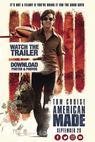 Plakát k filmu: Barry Seal: Nebeský gauner