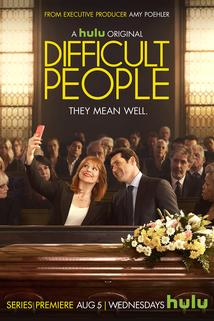 Difficult People - Pledge Week  - Pledge Week