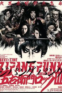 Goemon Rock 3: Zipang Punk