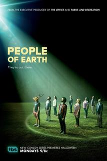 The Group  - People of Earth