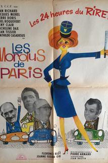 Les mordus de Paris  - Les mordus de Paris