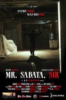 Mr. Sabata, Sir