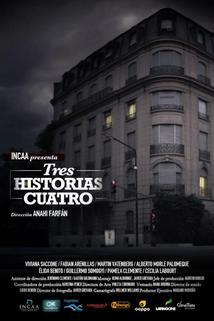 Historias Breves VII: Tres historias cuatro