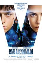 Plakát k filmu: Valerian a město tisíce planet