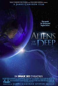 Tajemné hlubiny 3D  - Aliens of the Deep