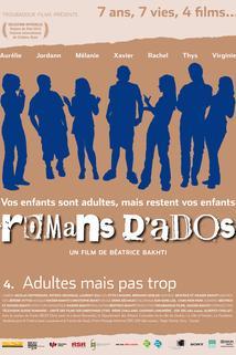 Romans d'ados 2002-2008: 4. Adultes mais pas trop...