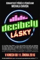 Plakát k filmu: Decibely lásky